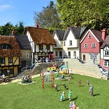 Bekonscot Model Village & Railway - VERY lifelike model constructions. by Londoner03