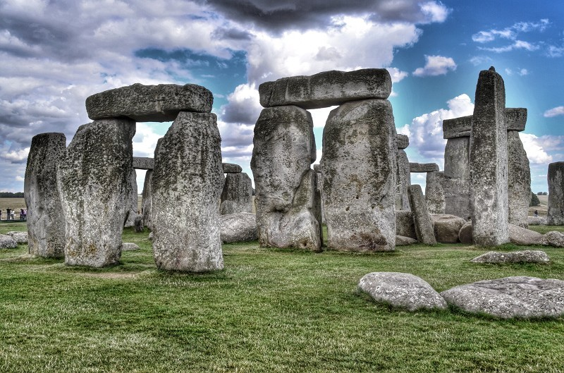 Q. what is stonehenge